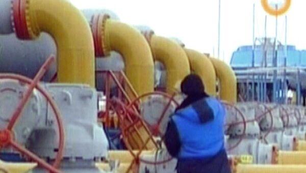 Газпром возобновил поставки газа через Украину в срок