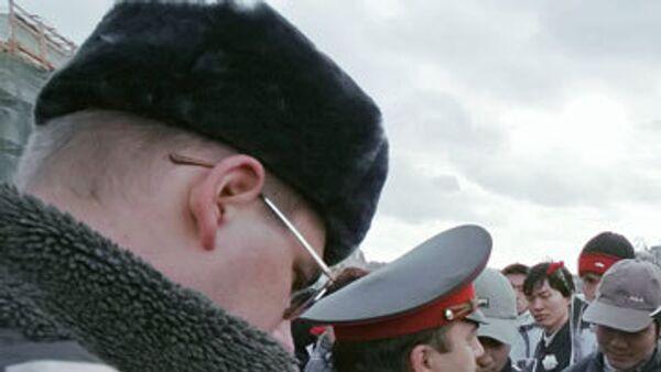 Убийство в Санкт-Петербурге