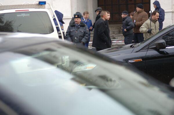 В центре Москвы убит адвокат семьи Кунгаевых