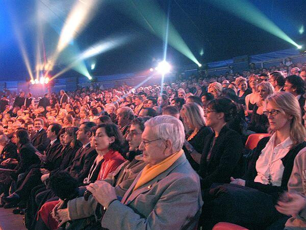 Премьера программы Империя российского цирка, которая соберет лучших артистов Большого Московского цирка и будет посвящена 90-летию отечественного цирка, пройдет в субботу в цирке Екатеринбурга