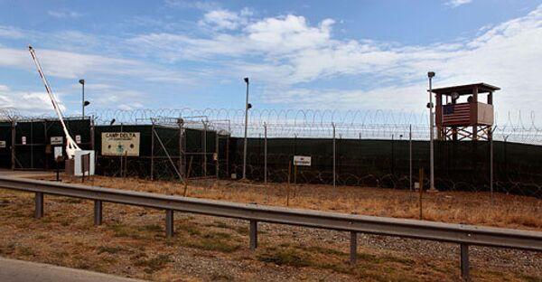 Британская полиция отпустила вернувшегося из США экс-узника Гуантанамо