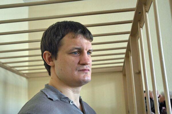 Осужденный за убийство во Владивостоке боксер Романчук вновь заявил в суде о невиновности