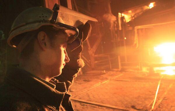 Минпромторг: повышение цен на металл не должно совпасть с остановкой поставок