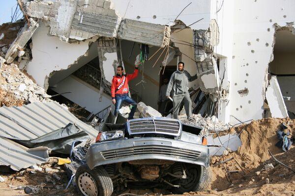 После вывода израильских войск из Сектора Газа