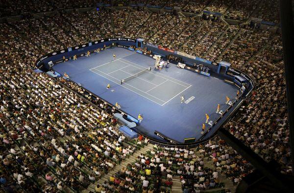 Корт на Austrlian Open