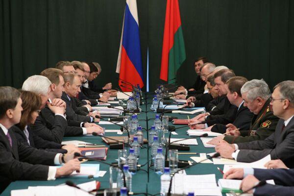 Рабочая группа обсудит в Минске условия транзита электроэнергии из РФ