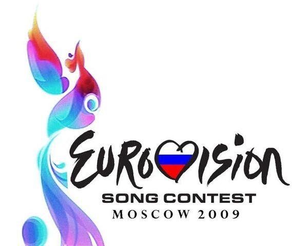 Под крылом жар-птицы: у Евровидения-2009 появился русский логотип
