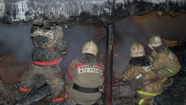 В Коми проверят школы и детсады на противопожарную безопасность
