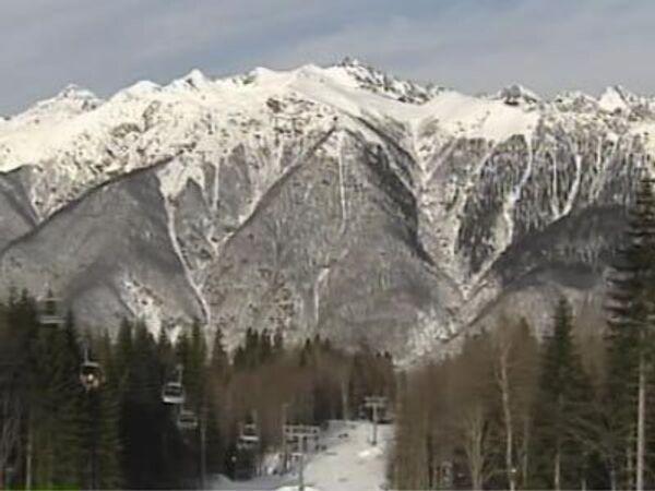 В Сочи строят грандиозный центр для горного экстрима