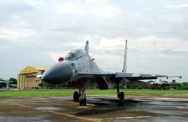 Россия официально передала Индонезии три истребителя Су-30МК2
