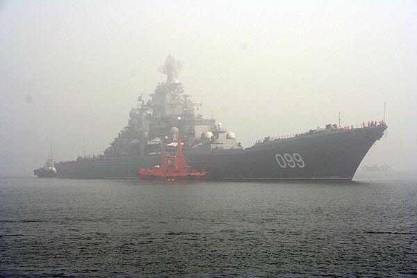 Заключительный этап российско-индийских учений Индра-2009 перешел в фазу практических действий боевых кораблей ВМФ РФ и ВМС Индии по противодействую пиратству в западной части Аравийского моря