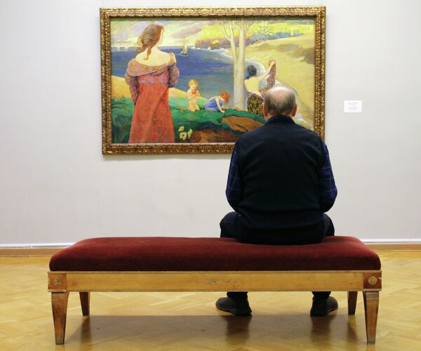 Выставка в Эрмитаже