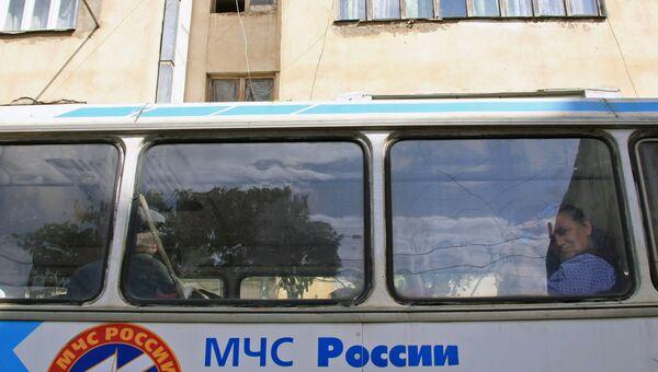 Автобус МЧС России