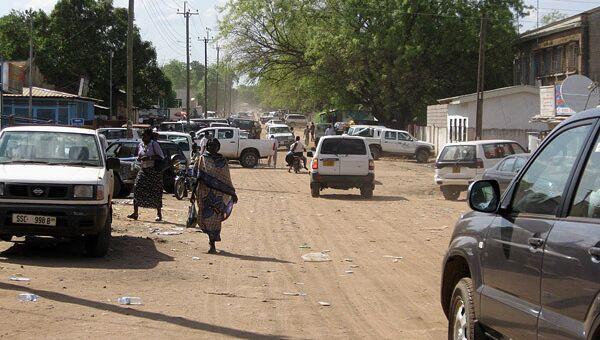 Южный Судан. Архив