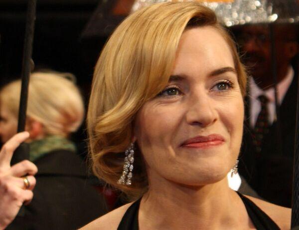Обладательница BAFTA за лучшую женскую роль Кейт Уинслет