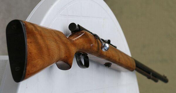 Ружье. Архивное фото