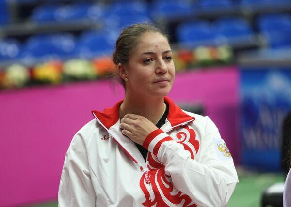 Алиса Клейбанова отомстила Резаи за Сафину на теннисном турнире в Канаде