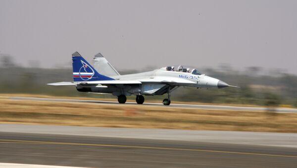 МиГ-35 на AERO INDIA 2009