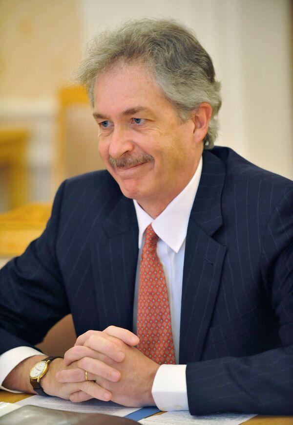 Встреча главы МИД РФ Сергея Лаврова и старшего заместителя госсекретаря США Уильяма Бернса прошла в Москве