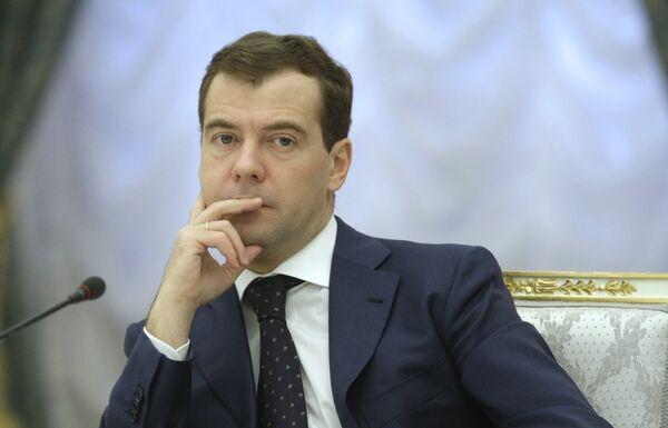 Медведев прибыл в ФРГ, где обсудит кризис, отношения с ЕС и энергетику