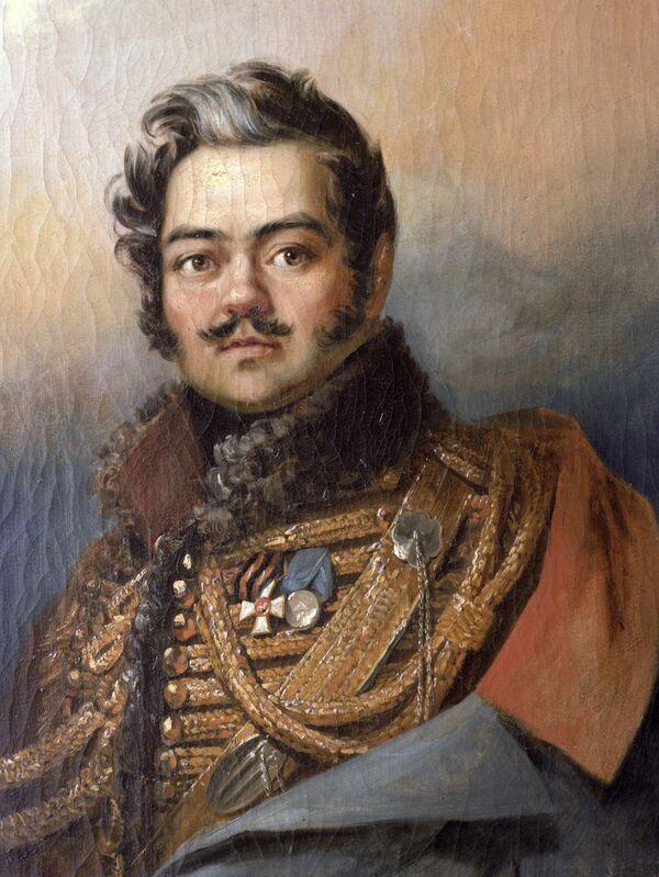 Портрет Дениса Давыдова