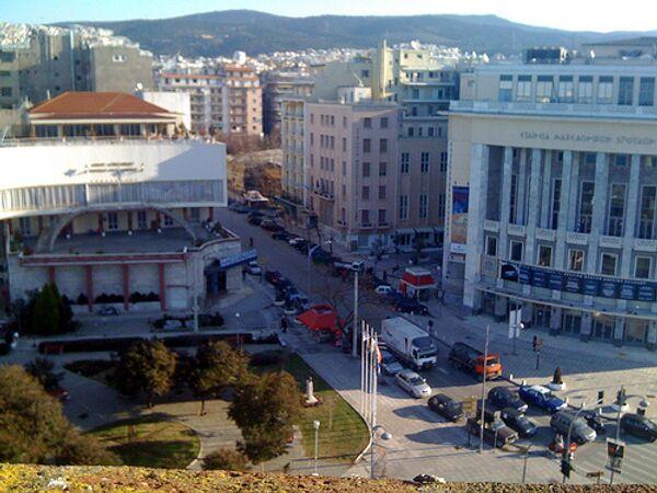 Греческая экономика в 2009 году покажет нулевой рост - глава ЦБ