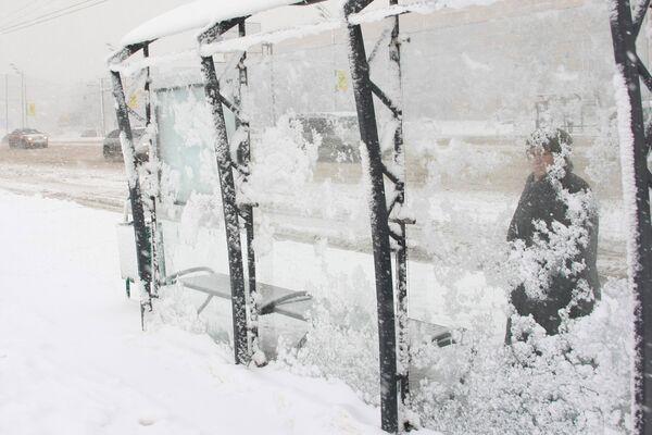 В Эвенкии и на Таймыре ночью произошло резкое похолодание на 10-15 градусов