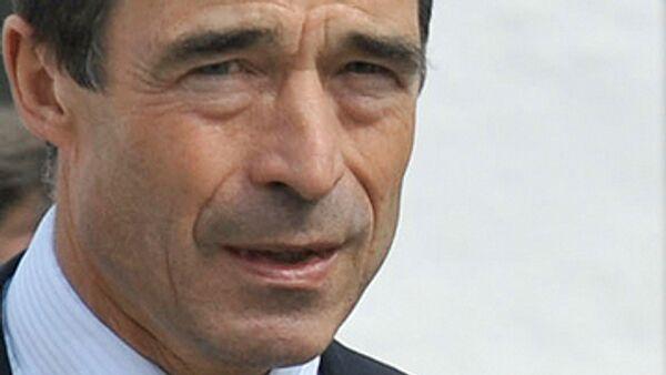 Новый генсек НАТО завел свой блог и страничку в социальной сети