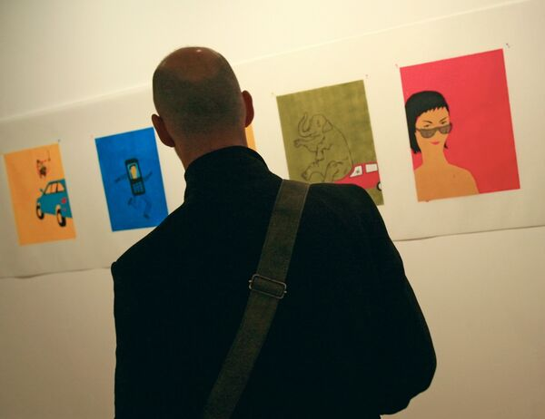 Вторая Московская биеннале современного искусства. Архив