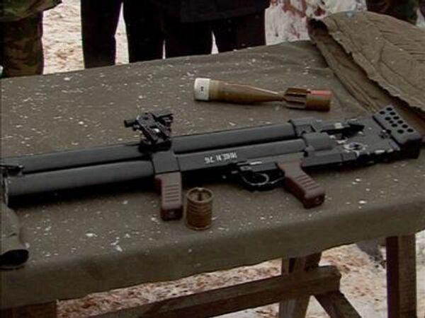 Российский ответ сомалийским пиратам. Гранатомет ДП-64