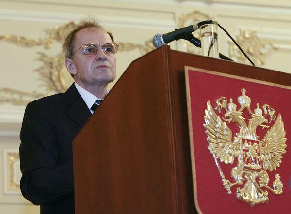 Совещание председателей арбитражных судов прошло в Санкт-Петербурге