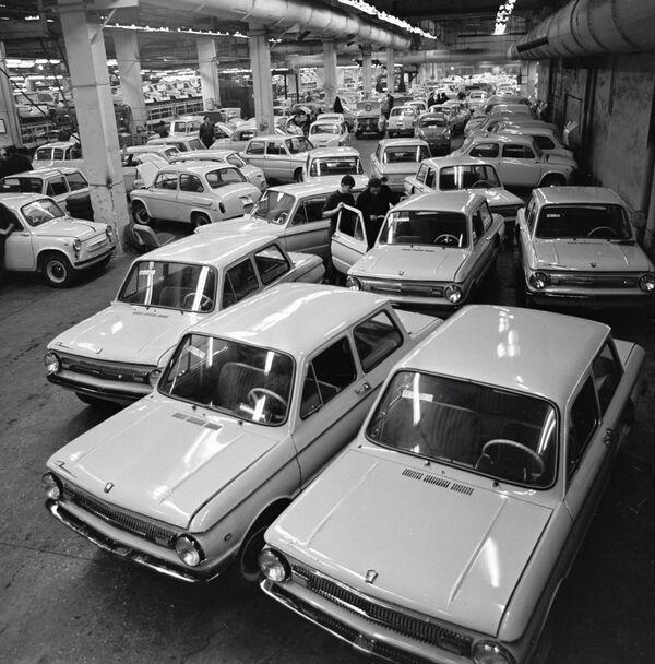 Автовладельцы будут получать по 50 тыс руб за утилизацию старой машины