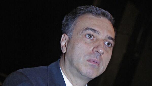 Президент Черногории Филип Вуянович. Архив