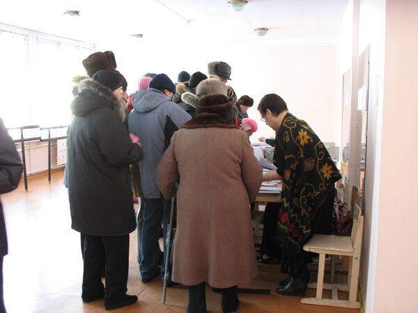 Первый тур выборов состоялся 1 марта