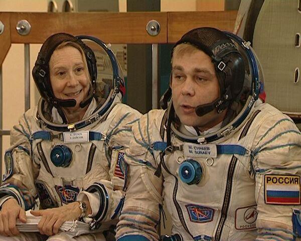 Новый экипаж МКС сдает экзамены