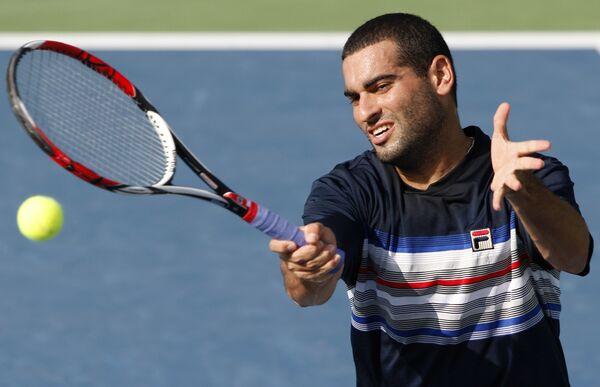 Израильский теннисист Энди Рам