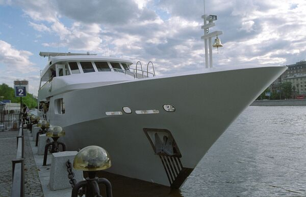 Конфискованная яхта стоимостью $1 млн пропала в Крыму