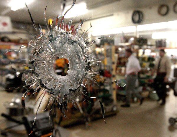 Стрельба в американском штате Алабама