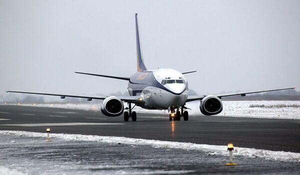 Новогодний чартер Аэрофлота в Гоа задержан в Шереметьево