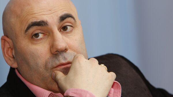 Иосиф Пригожин дал пресс-конференцию Скандал на Евровидении-2009
