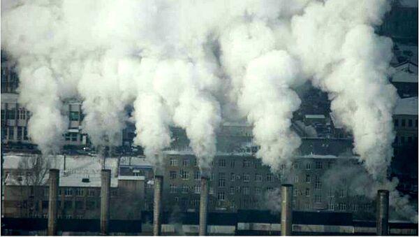 РФ хочет сохранить продажу квоты на выброс парниковых газов