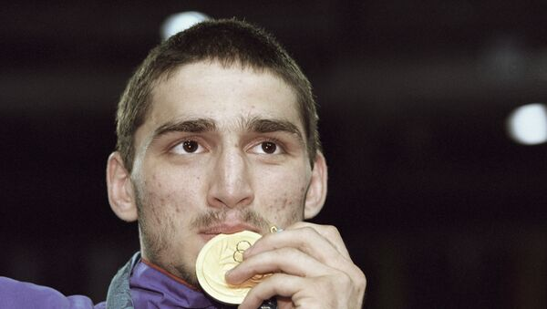 Вартерес Самургашев, архивное фото