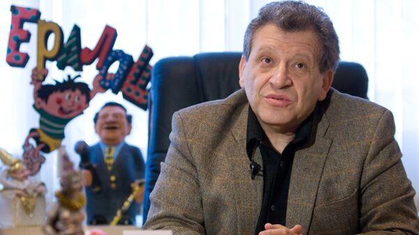 Художественный руководитель Ералаша Борис Грачевский