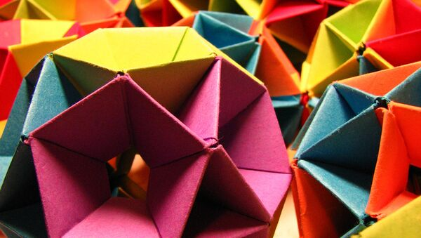 Двенадцатилетний мальчик из Таиланда смог отправиться в Японию на конкурс оригами