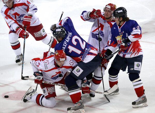 Магнитогорский Металлург получит бронзу Открытого чемпионата России