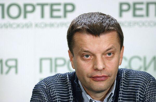 Главный редактор русского Newswеek Л. Парфенов