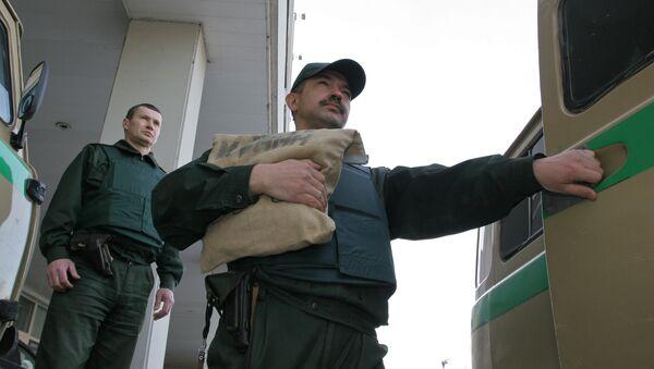 Инкассатор Александр Шурман 25 июня украл 250 миллионов рублей