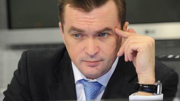 Губернатор Приморья Владимир Миклушевский. Архивное фото