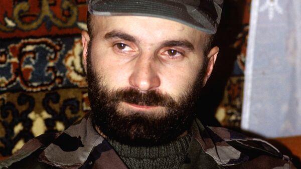 Шамиль Басаев. Архив