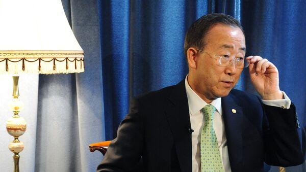 Генсек ООН осудил теракт в Иране